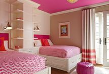 color combinations...color placement...ceilings / design class...continuing education  / by Laneel Henderson Perry