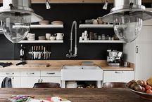 Ideas - counters & shelves