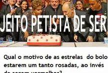A Casa da Mãe Joana - continuação: Saiba se você tem características petistas.