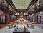 The library / Interior design