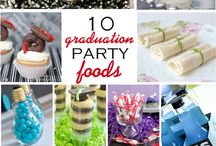 graduation party foods