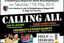 Sponsoring or supporting the community / Our support for the local community in essex