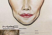 Äldre makeup