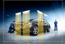 Υπηρεσίες Συνεργείου Mercedes-Benz