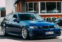 E91 Touring / BMW e91 Touring (Estate) on M666 Reps.