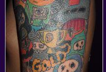 rizky griya tatu tattoo / studio tattoo yogyakarta