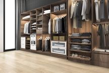 Closet Organization / Whether installed professionally or as a DYI project,  bella IMC's beautiful and functional cabinets/products allow you to take your closet organization to the next level!