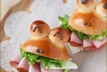 Creatività di cibo