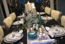 formal dining room  / by Roshanda Phillips