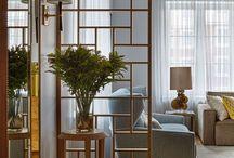 Room divider, room separation ideas- térelválasztás