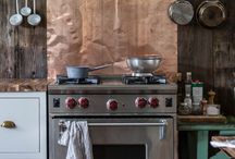 kitchen ideas / by Claudia Hill-Sparks