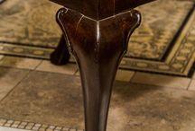 Chippendale bútorok
