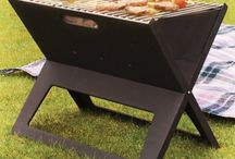braais and bbq stands