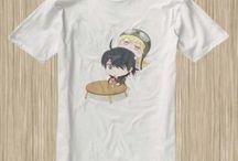 Bakemonogatari Anime Tshirt