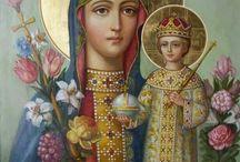 Православные иконы/Orthodox icons