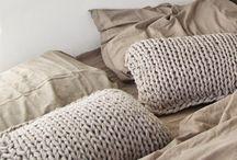 knitting, crochet, applique