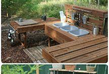 Cocinitas de madera
