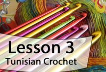 Crochet & Knitting & Cross stitch