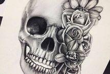 Tattoo designs / Designs para Tattoo