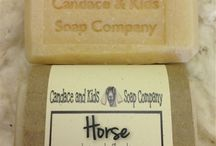 Pet Soaps! / Pup Scrub and Horse Soap!
