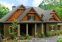 Home Exterior Ideas / by Angela Norton