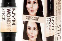 Beauty Products (Makeup, Hair, Nails) / by Nina D'Eramo