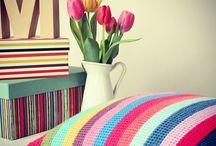 A crafty one::: yarn / Knitting and crochet