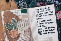 Art Journal / Journaling with art