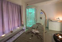 Zen Wellness / Innovativo centro benessere di circa 900 metri sviluppato su due livelli offre varie aree in cui prendersi  cura della propria salute psicofisica nel massimo della tranquillità e relax.