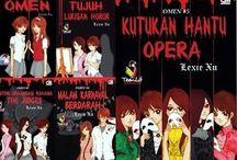 Buku Kutu / thriller, romance, comedy, de el el