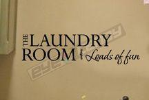 Laundry Room / by Bridget Brackins