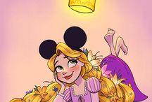 Disney : Princess & Prince