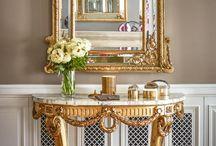 Espejos y consolas