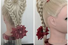 Letit / Heart and butterfly braids