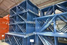 New Pallet Rack / Are You Looking for New Pallet Rack? Visit Warehouse Rack and You will find the best decision for Your business. Keep your time! http://geniewarehouserack.blogspot.com/2014/06/pallet-rack.html