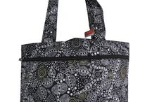Shopping Bag / designed in Australia by royalty paid Aboriginal Artists and made in South Korea