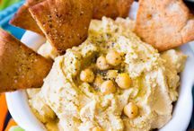 Appetizers, Dips & Co