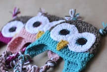 I want to learn how to knit and crochet!! / by Serena Wilcox Sherod