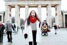Germany street fashion