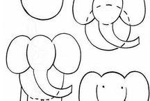 Easy Peasy Sketches