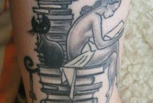 Literary Tattoos / As featured in the For Books' Sake Tattoo Tuesdays series. / by For Books' Sake
