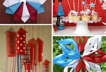 4th of July crafts / by Nancy Stoner