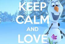 keep cal and ......
