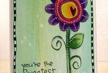 Purple Onion Cards / by Julie Ruffcorn