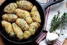 food - kartofler