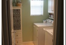 Laundry Room / by The Pink Lemon Designs