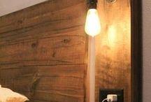 mesa de luz flotante