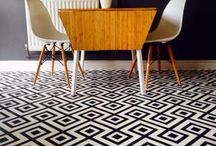 Vinyl Sheet Flooring / Stunning vibrant designs in vinyl sheet flooring. Exotic forms and modern themes. A welcome new addition to the Zazous range. - See more at: http://www.zazous.co.uk/flooring#sthash.GMC706LL.dpuf