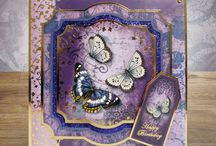 Butterfly Collections / A selection of beautiful cards made from our pretty Flight of the Butterflies and Flight of the Butterflies - Jewelled Edition collections.