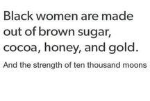 My Black is Power / Empowerment